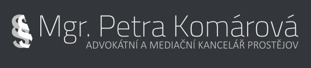 Advokátní a mediační kancelář Prostějov - Komárová